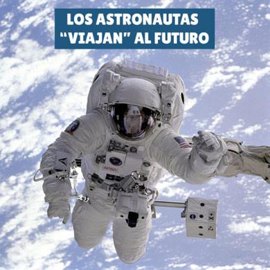 Astronauta en el espacio - WikiImages | Pixabay