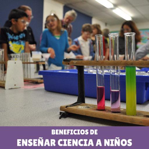 Beneficios de Enseñar Ciencia a Niños - M.C.Woolf  | Flickr