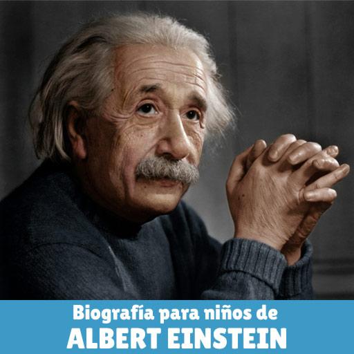 Retrato de Albert Eintein