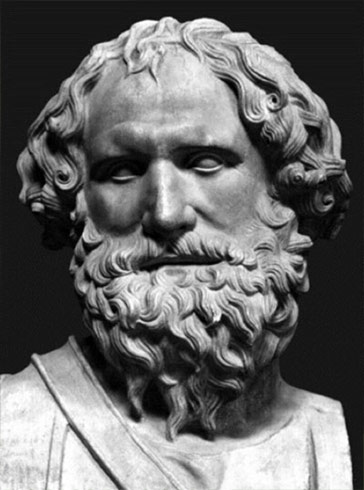 Busto de Arquímedes