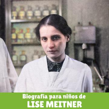 Biografía de Lise Meitner