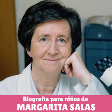 Biografía de Margarita Salas
