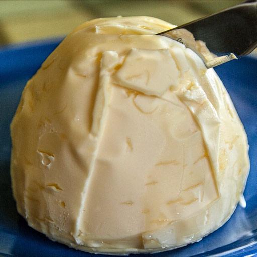 Experimento mantequilla casera artesanal