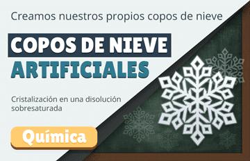 ❄️ Copos de Nieve Artificiales